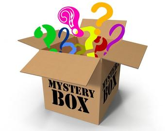 Pagan Mystery Box contains more than 25 dollars worth of items
