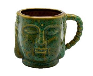 Set of 2 Buddha mugs/cups