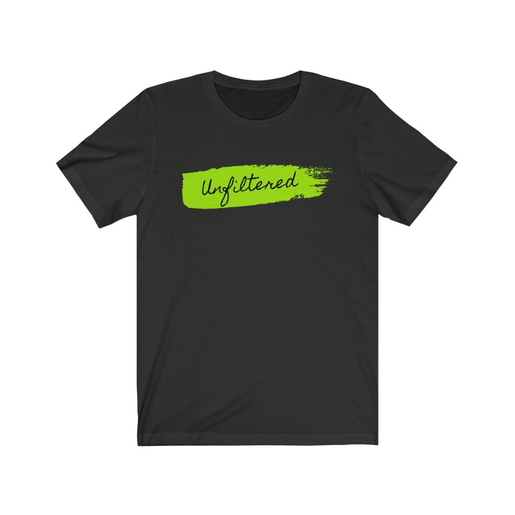 Unfiltered Jersey Short Sleeve Tee