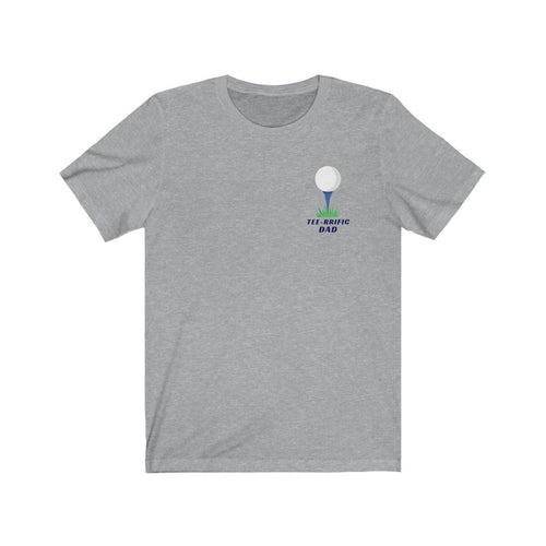 Tee-rrific Dad Father's Day Golf Short Sleeve Tee