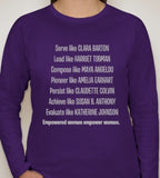 Empowered Women Tee (Long-sleeve)