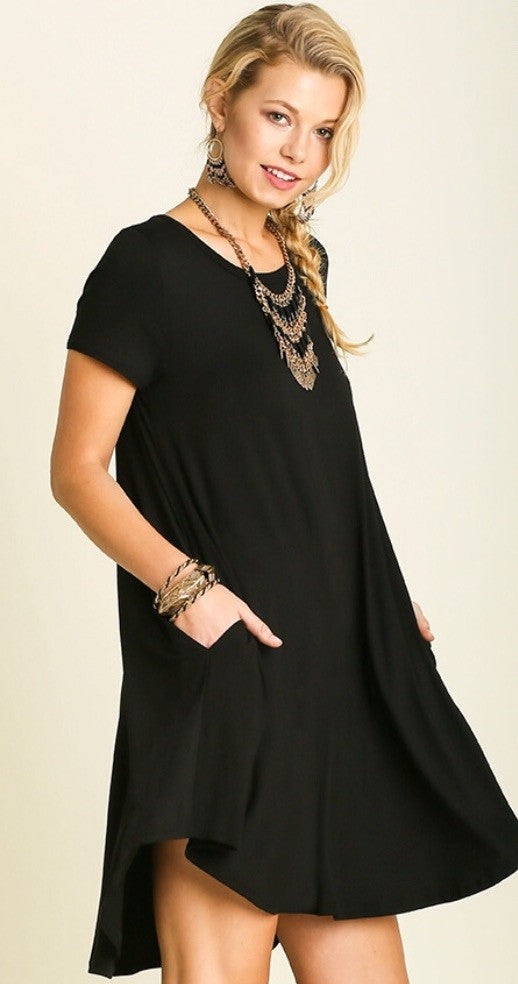 Amelie Dress - Black