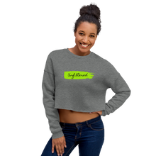Load image into Gallery viewer, Unfiltered Cropped Sweatshirt