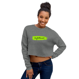 Unfiltered Cropped Sweatshirt