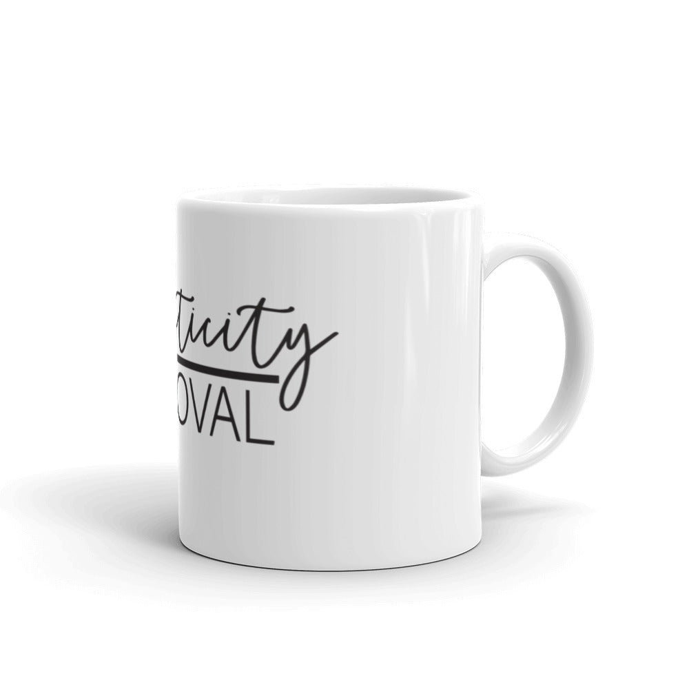 Authenticity Over Approval Coffee Mug
