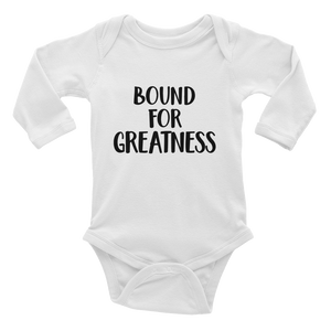 Bound For Greatness Bodysuit