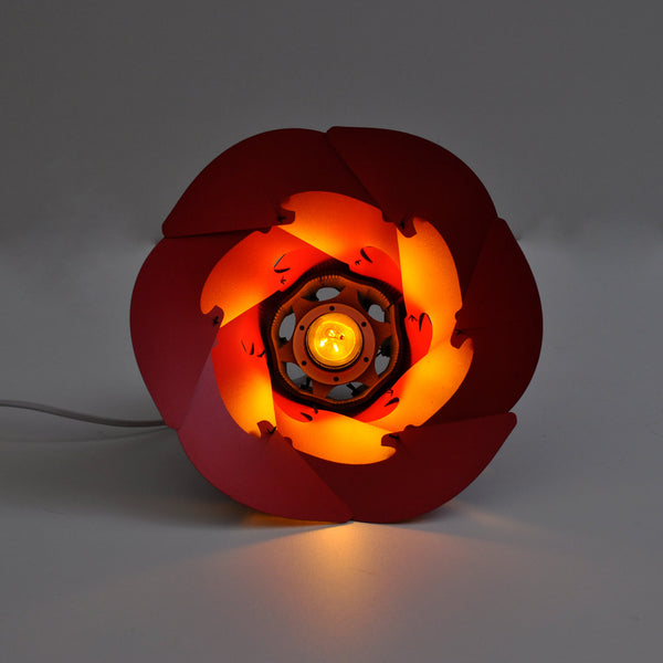 Bloom Lamp Flora | Luminária de Mesa - cortesia