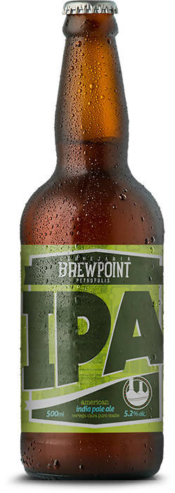 Brewpoint IPA (500ml)