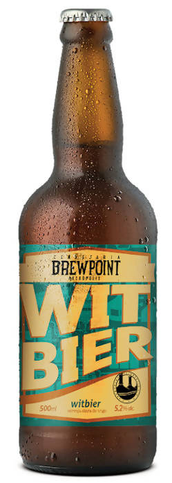 Brewpoint Witbier (500ml)