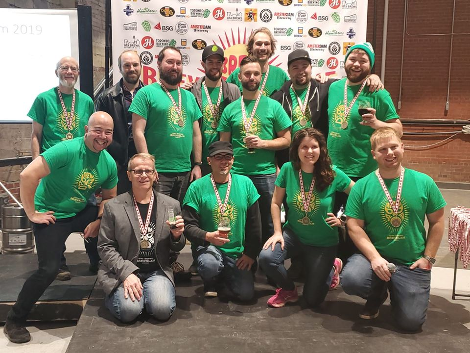Brew Slam 2019 Competition Results