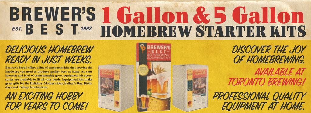 How to make the best homebrew beer clearance