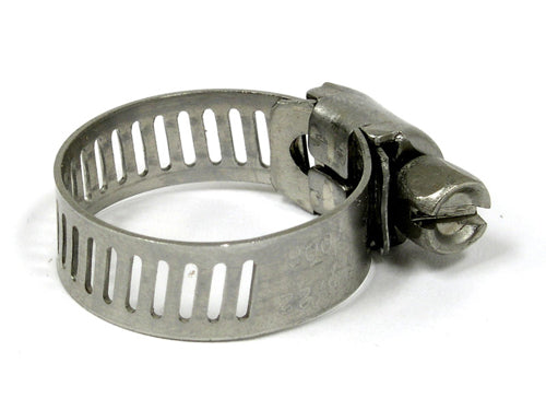 "Stainless Steel Hose Clamp (3/16"" - 5/16"")"
