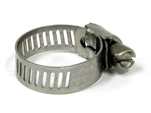 "Stainless Steel Hose Clamp (7/16"" - 1"")"