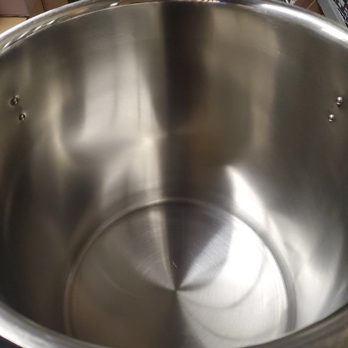 10 Gallon Toronto Brewing Induction Ready Stainless Steel Kettle (BE01001-40)