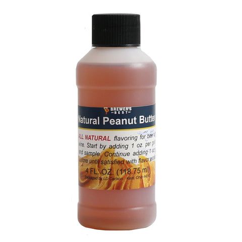 Natural Flavouring - Peanut Butter (4 fl. oz)