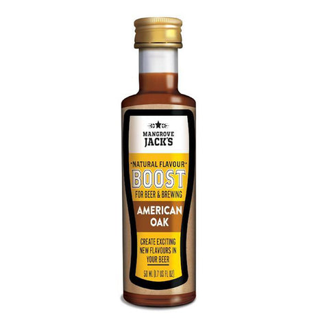 Mangrove Jack's Natural Beer Flavouring - American Oak (50 ml)