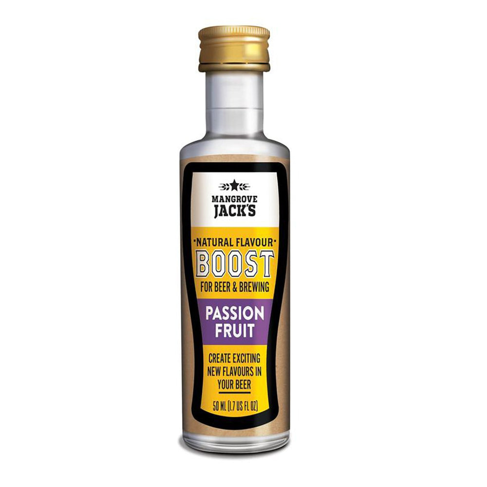 Mangrove Jack's Natural Beer Flavouring - Passion Fruit (50 ml)