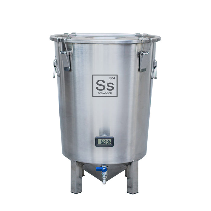 Ss Brewtech - Brew Bucket Fermentor - Brewmaster Edition (7 Gallon)