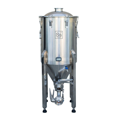 Ss BrewTech 1/2 BBL Chronical Fermenter - Brewmaster Edition