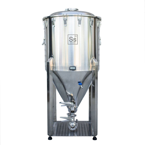Ss BrewTech One Barrel 1 BBL Chronical Fermenter - Brewmaster Edition