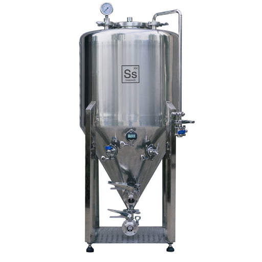 Ss BrewTech One Barrel 1 BBL Nano Series Conical Unitank