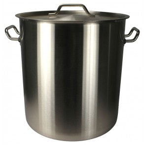 7.5 Gallon Stainless Steel Tri-Clad (Induction Ready) Brew Kettle (BE01001-30)