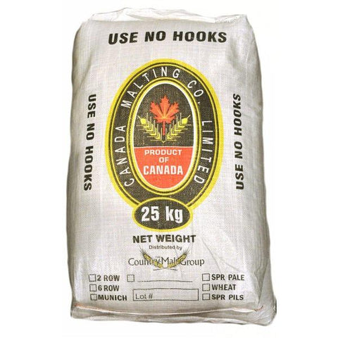 2 Row Malt - Canada Malting Co. (55 lb Pre-Milled)