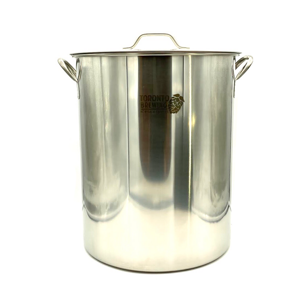 16 Gallon Graduated Stainless Steel Brew Kettle (BE10001-16)