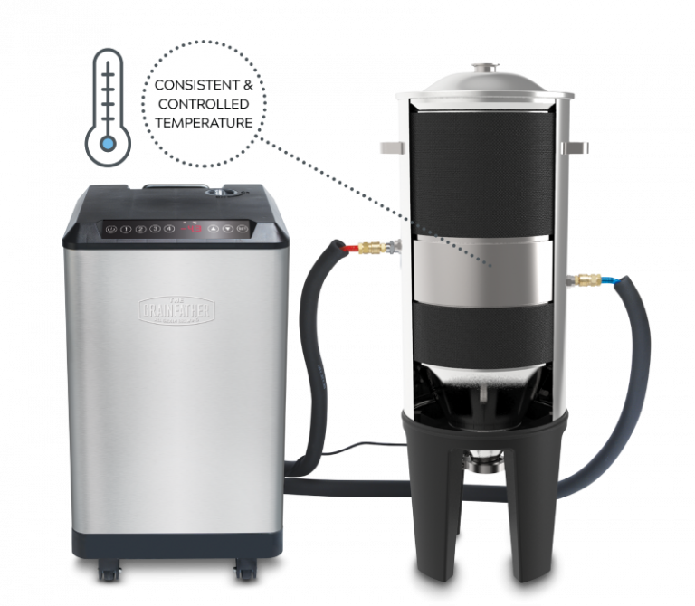 The Grainfather Glycol Chiller for Conical Fermenters