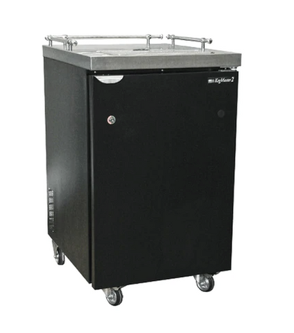 Commercial Kegerator, UBC KegMaster2 (No Tower)