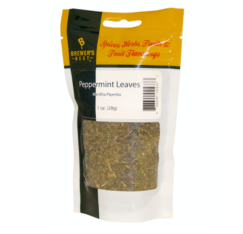 Peppermint Leaves (1 oz)