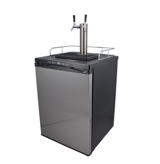 KegLand Series X - Kegerator (With Double SS Intertap Tower)