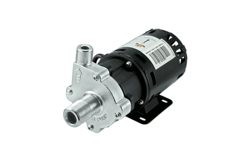 Chugger X-Dry Pump - Stainless Steel Centre Inlet Head