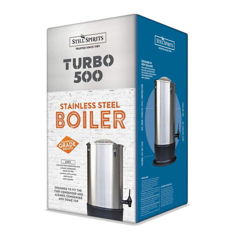 Still Spirits Turbo 500 T-500 Boiler