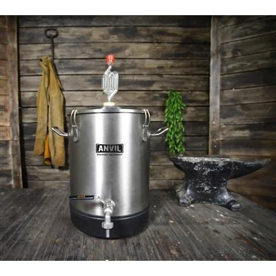 Anvil Brewing - Brew Bucket Stainless Steel Fermenter (4 Gallons) - Toronto Brewing
