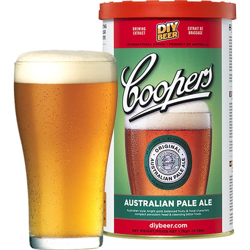 Coopers Beer Kit Australian Pale Ale (6 Gallon/23 Litre)