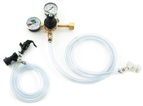 Homebrew Kegging Kit Ball Lock with Picnic Faucet