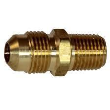 Brass Adapter 1/4 MFL x 1/4 MPT - Toronto Brewing