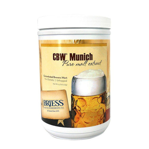 Briess Munich Liquid Malt Extract LME (3.3 lb) - Toronto Brewing