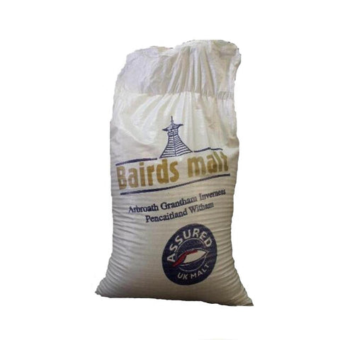 Heavy Peated Malt - Bairds (55 lb)