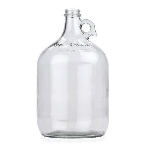 Carboy - 1 Gallon Clear Glass Jug Fermenter - Toronto Brewing