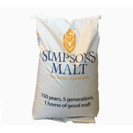 Chocolate Malt - Simpsons (55 lb) - Toronto Brewing