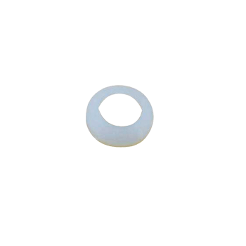 "Clear 1/4"" Nylon Flare (MFL) Washers - Toronto Brewing"
