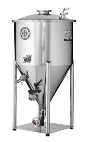 Spike Brewing 1 bbl CF30 40 Gallon Conical Unitank Fermenter