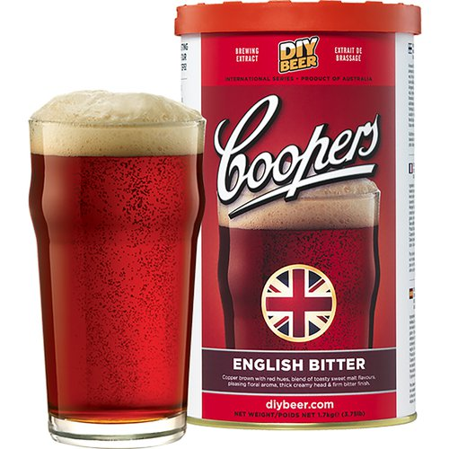 Coopers Beer Kit English Bitter (6 Gallon/23 Litre)