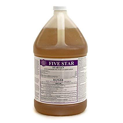 Five Star Star San Sanitizer (1 Gallon) - Toronto Brewing