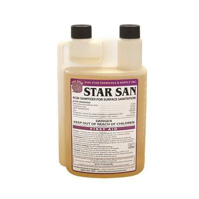 Five Star Star San Sanitizer (16 oz) - Toronto Brewing