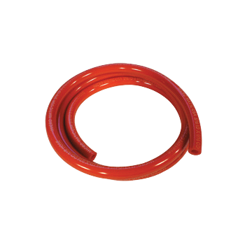 "Gas Line - 5/16"" ID Red Vinyl Tubing (100' Box) - Toronto Brewing"