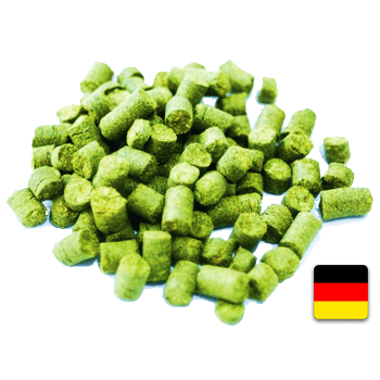 German Hallertau Pellet Hops (1 lb) - Toronto Brewing