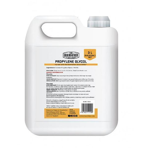 Grainfather Conical - Propylene Glycol (3 Litres) - Toronto Brewing